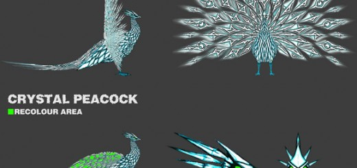 Crystal Peacock