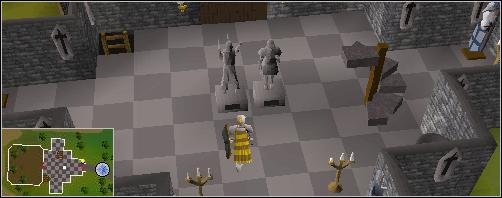Runescape Ground Floor