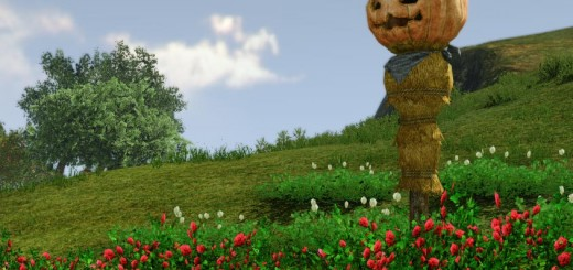 Scarecrow in ArcheAge