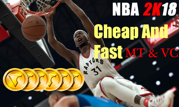 U4NBA Update: We Have Safe NBA 2K18 MT With Fast Delivery