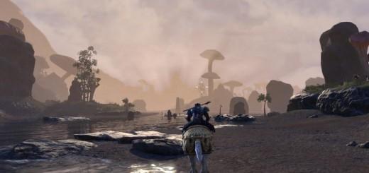 TESO-Morrowind-ride