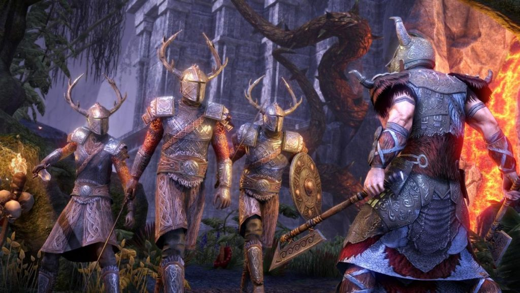 eso9-1 TESO - Horns Of The Reach Dungeon Pack Is Now Available On PC And Mac