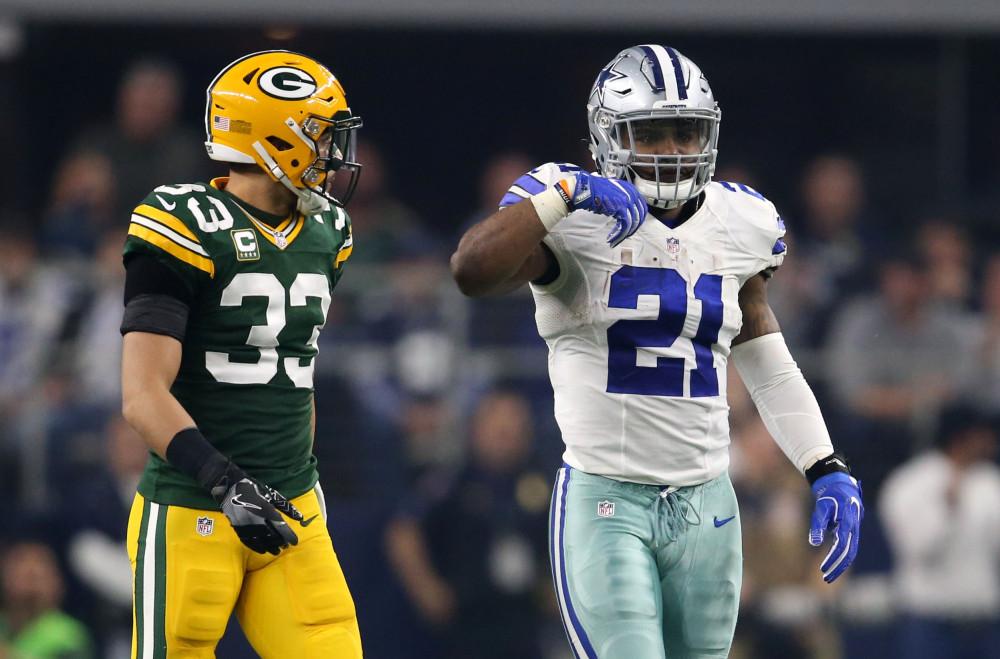 NFL: NFC Divisional-Green Bay Packers at Dallas Cowboys