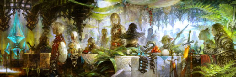 FFXIV's 4th Anniversary: 14Hours Broadcast will be held on August 27